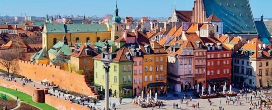 Ταξίδι Βαρσοβία- Προσφορά ταξίδι Βαρσοβία